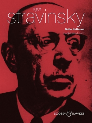 Suite italienne / Igor Stravinsky / Boosey and Hawkes