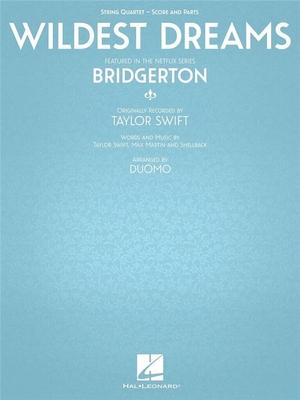 Wildest Dreams From Bridgerton / Taylor Swift / Hal Leonard