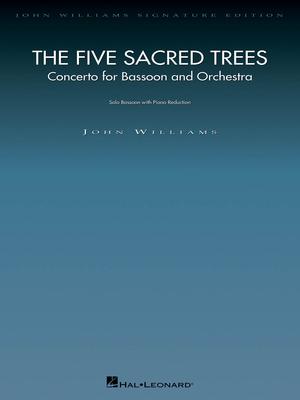 John Williams Sign. Woodwind / The Five Sacred Trees / John Williams / Hal Leonard