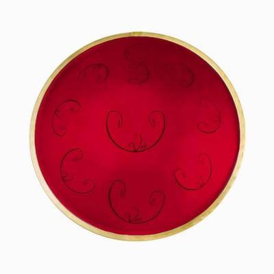 Rav Vast B Celtic Double Ding RED A2 B2 F#3 A3 B3 C#4 D4 E4 F#4 A4 LIMITED EDITION