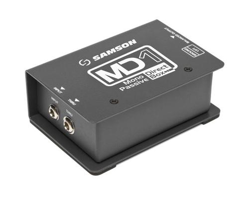 Samson MD1 DI Box mono passif