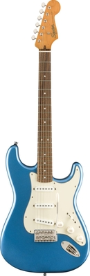 Squier Classic Vibe '60s Stratocaster Laurel Fingerboard Lake Placid Blue