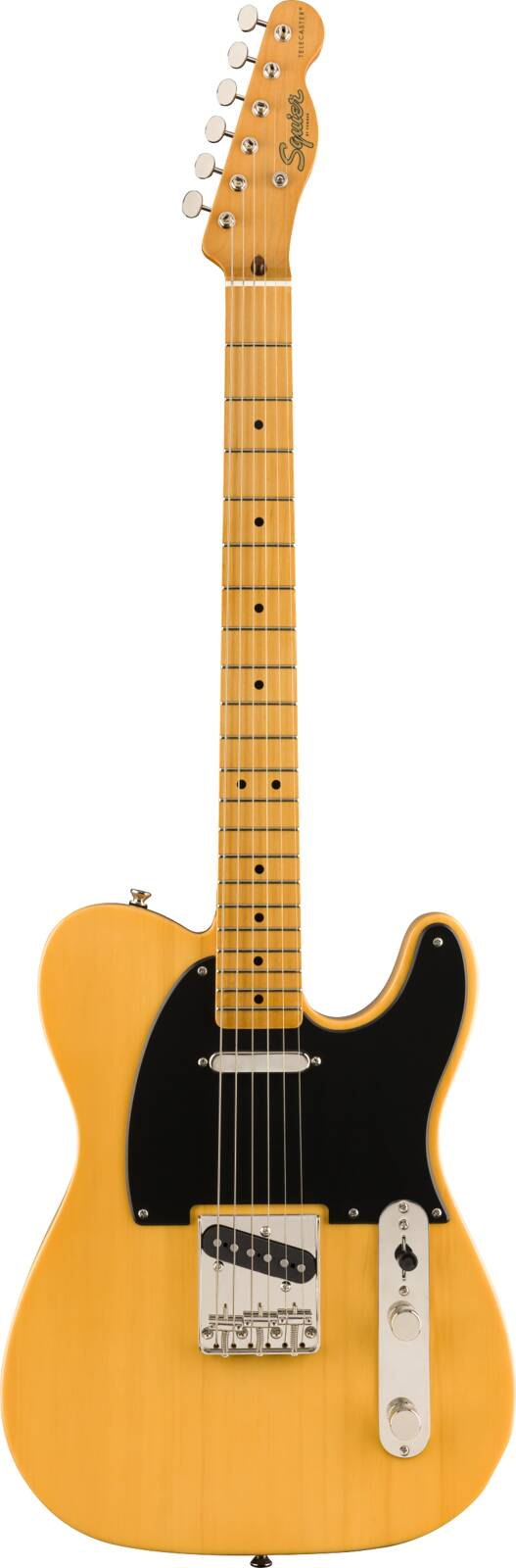 Squier Classic Vibe '50s Telecaster Maple Fingerboard Butterscotch Blonde : photo 1