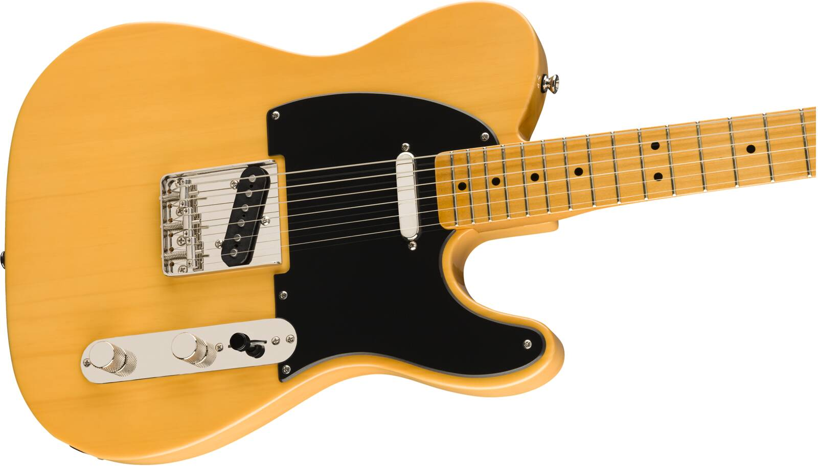 Squier Classic Vibe '50s Telecaster Maple Fingerboard Butterscotch Blonde : photo 3
