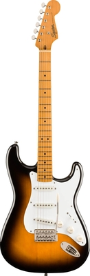 Squier Classic Vibe '50s Stratocaster Maple Fingerboard 2-Color Sunburst