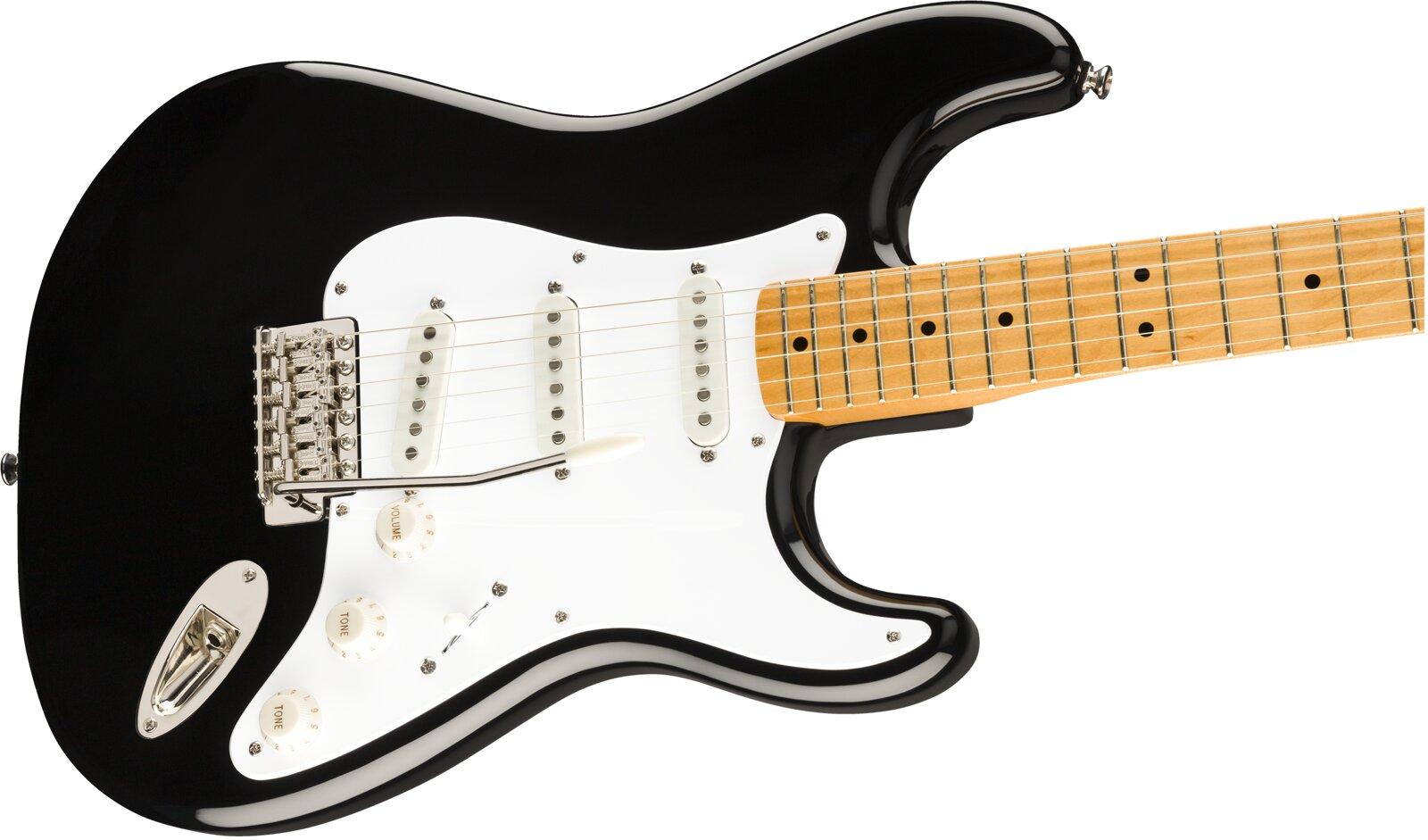 Squier Classic Vibe '50s Stratocaster Maple Fingerboard Black : photo 3