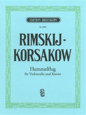 Hummelflug (Le vol du Bourdon) Violoncelle et Piano / Nikolai Rimsky-Korsakov / Breitkopf