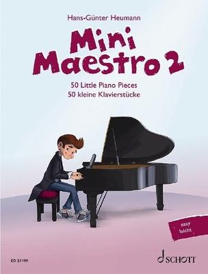Mini Maestro Band 2 50 kleine Klavierstücke /  / Schott