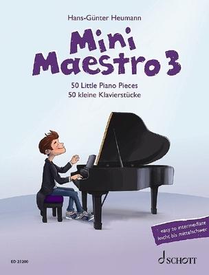 Mini Maestro Band 3 50 kleine Klavierstücke /  / Schott