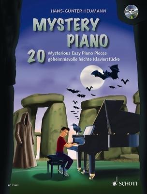Mystery Piano 20 Mysterious Easy Piano Pieces / Hans-Günter Heumann / Schott