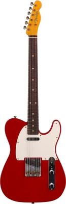 Fender Custom Shop #11 Custom Event 2021 – LIMITED EDITION '59 TELECASTER – JOURNEYMAN RELIC, AGED DAKOTA RED
