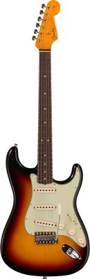 Fender Custom Shop #57 Custom Event 2021 – LIMITED EDITION '64 STRATOCASTER – JOURNEYMAN RELIC WITH CLOSET CLASSIC HARDWARE, 3-COLOR SUNBURST