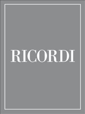 Stride La Vampa (Il Trovatore) E-I Mezzo-Soprano / Giuseppe Verdi / Ricordi