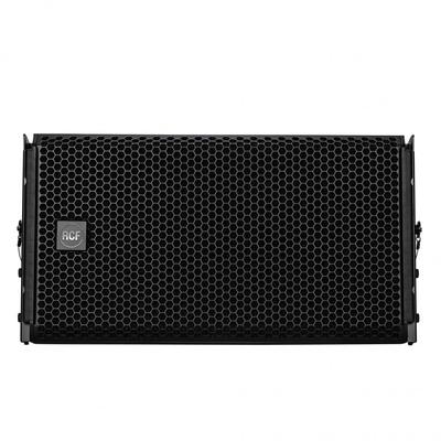 RCF HDL 28-A Module Line Array 2 voies actif à amplification 2200W RMS, 2×8», 3», 135 dB SPLmax, Dispersion 100 x 15 max, Poids: 24 kg