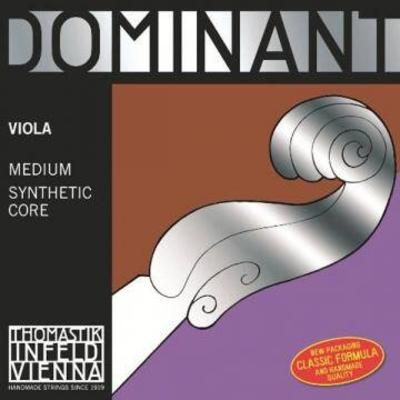 Thomastik Infeld Vienna Alto 1/2 DOMINANT 1e LA-A aluminium Moyen