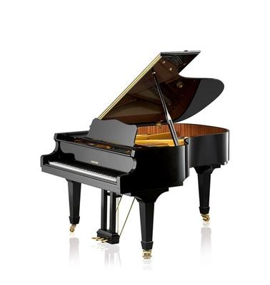 Hoffmann V-183 Noir brillant + Système silencieux C. Bechstein Vario