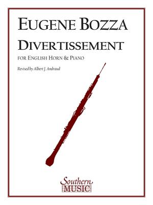 Southern Music / Divertissement / Eugène Bozza / Southern Music Co
