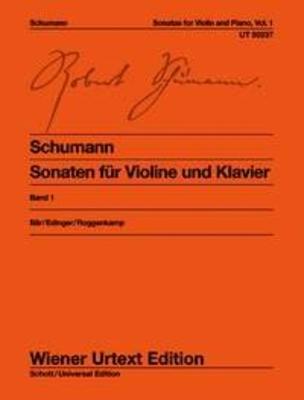 Wiener Urtext Edition / Sonatas Vol. 1 / Robert Schumann / Wiener Urtext