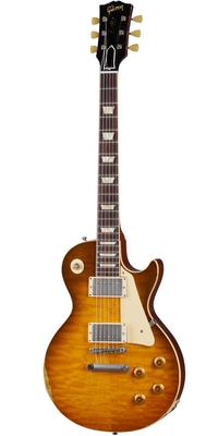 Gibson Custom Shop Murphy Lab Les Paul Standard 1959, Green Lemon, Heavy Aged