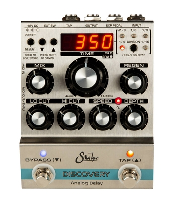Suhr Guitars Discovery Analog Delay