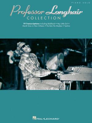 Piano Solo Personality / Professor Longhair Collection / Professor Longhair / Hal Leonard