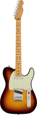 Fender American Ultra Telecaster, Maple Fingerboard, Ultraburst
