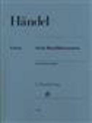 SIX RECORDER SONATAS / Georg Friedrich Händel / Christian Schaper / Henle