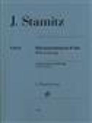 CLARINET CONCERTO B FLAT MAJOR / Johann Stamitz / Nicolai Pfeffer / Henle