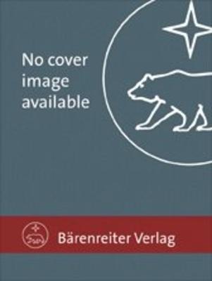 Concertante Hob. I:105 / Franz Joseph Haydn / Sonja Gerlach / Bärenreiter