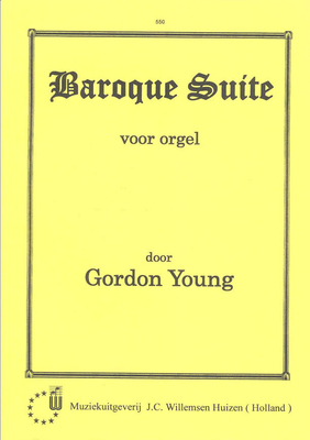 Baroque Suite / Gordon Young / Hal Leonard