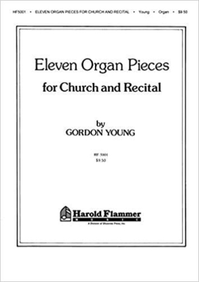 11 Organ Pieces For Church And Recital / Gordon Young / Shawnee Press