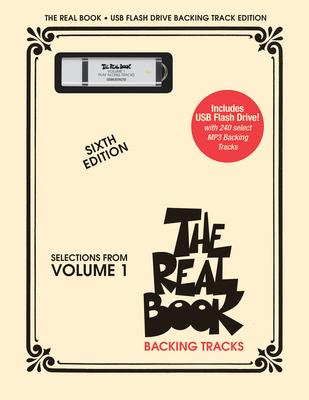 The Real Book Play-Along / The Real Book – Volume I USB Flash Drive Play-Along /  / Hal Leonard