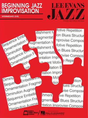 Piano Publications / Beginning Jazz Improvisation /  / Edward B. Marks Music Company