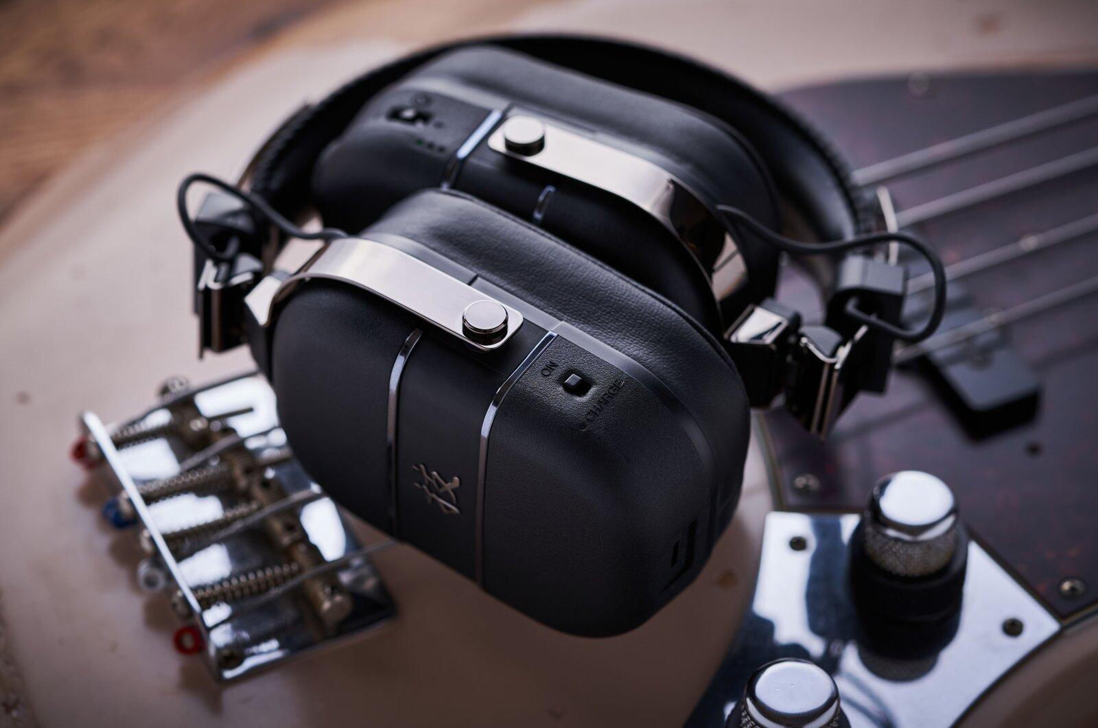 Boss Waza-air Bass Personal Amplification System : photo 4