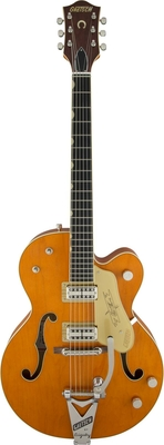 Gretsch G6120T-59 Vintage Select Edition '59 Chet Atkins, Vintage Orange Stain Lacquer