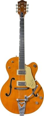 Gretsch G6120T-BSSMK Brian Setzer Signature Nashville '59 »Smoke» Orange