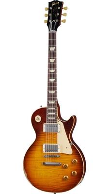 Gibson Custom Shop Murphy Lab Les Paul Standard 1959 Slow Iced Tea Fade, Heavy Aged