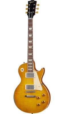 Gibson Custom Shop Murphy Lab Les Paul Standard 1959 Lemon Burst, Ultra Heavy Aged