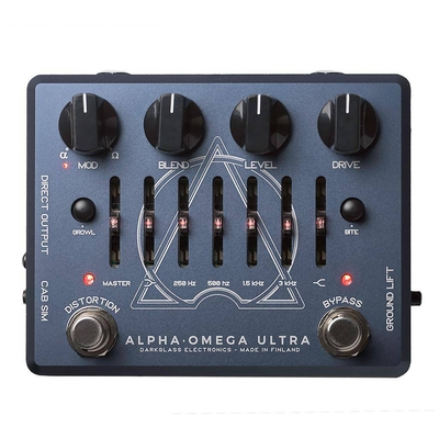 Darkglass Electronics Alpha . Omega Ultra v2 /Aux