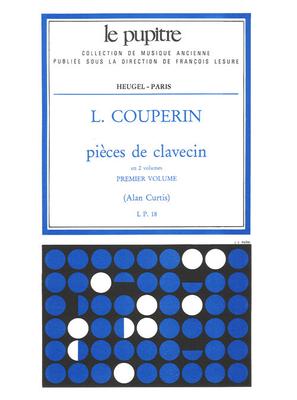 Le Pupitre – Heugel / Pieces de Clavecin Vol.1 / Louis Couperin / Heugel