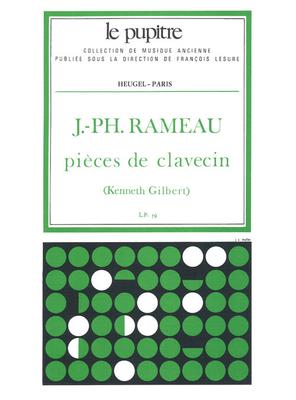 Le Pupitre – Heugel / Pieces de Clavecin / Jean-Philippe Rameau / Heugel