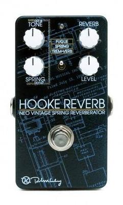 Keeley Electronics Hooke – Spring Reverb