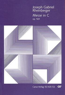 Missa in C / C-Dur / Josef Rheinberger / Carus