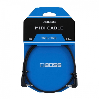 Boss BCC-2-3535 Series, TRS MIDI Cables, 2ft./60 cm