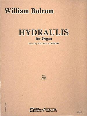 Organ Solo / Hydraulis Organ Solo / William Bolcom / Edward B. Marks Music Company