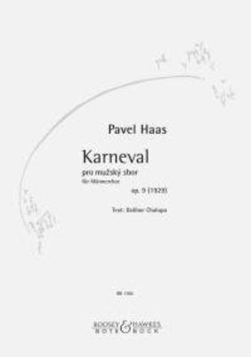 Carneval op. 9 / Pavel Haas / Bote & Bock
