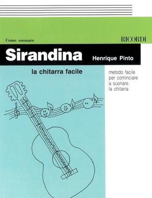 Sirandina La Chitarra Facile / H. Pinto / Ricordi