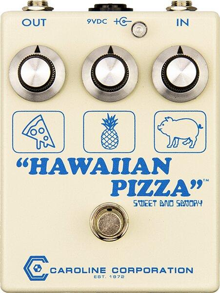 Caroline Guitar Company Hawaiian Pizza Fuzz : photo 1