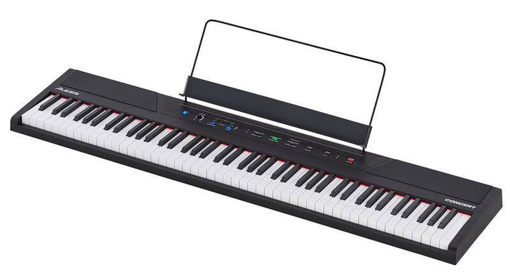 Alesis Concert 88-Key Portable Keyboard avec Haut-Parleurs