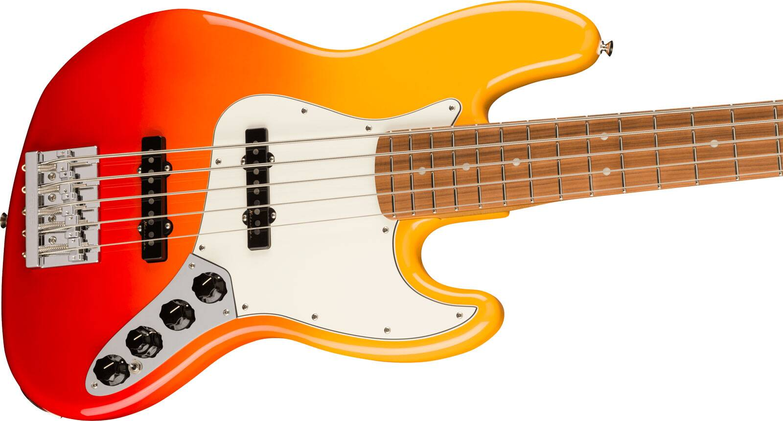 Fender Player Plus Jazz Bass V Pau Ferro Fingerboard Tequila Sunrise : photo 3